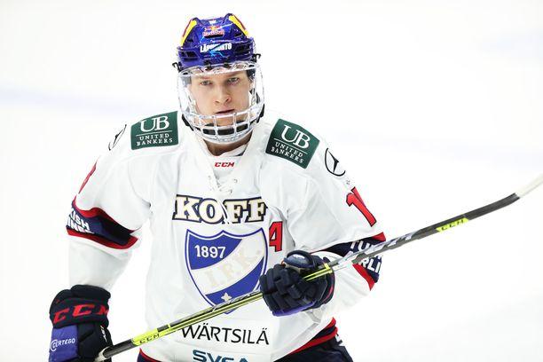 – Tosi hyvä on kunto, vakuuttaa runkosarjan lopulla kaksi ottelua pelannut Anton Lundell.