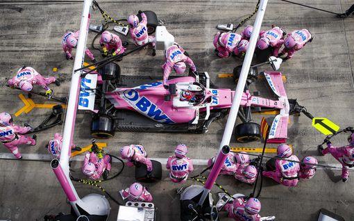Näin sensaatiotalli vastaa kopiointikohuun:  Racing Pointilta täystyrmäys protestille