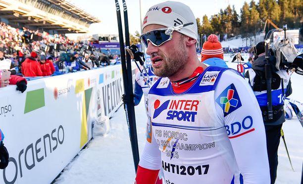 Petter Northugin mielestä maajoukkueen johdon pitäisi puhua MM-kisojen alla jostakin aivan muusta kuin dopingista.