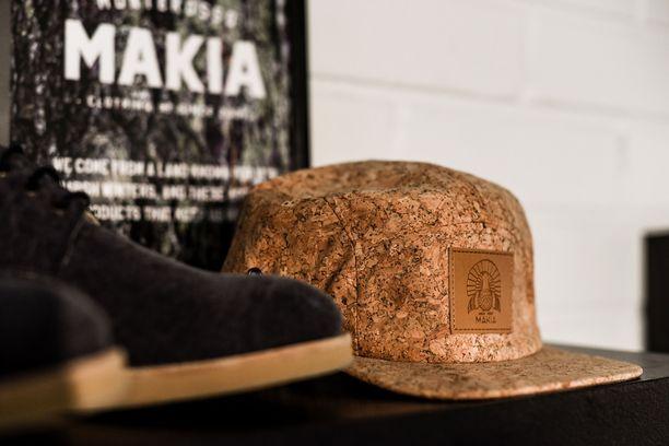 Tältä näyttivät Makian tuotteet tammikuussa 2016.