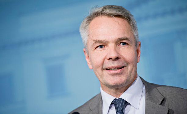 Pekka Haavisto hyvästeli jo eduskunnan.