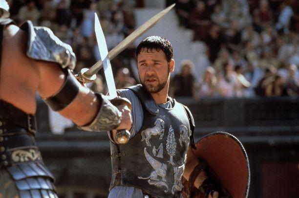 Gladiaattori voitti viisi Oscar-palkintoa.
