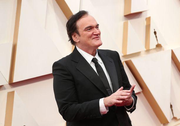 Quentin Tarantino on tätä nykyä isä.