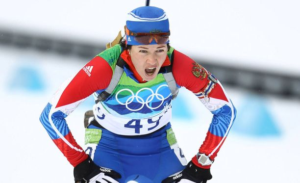 Olga Medvedtseva joutui pahaan onnettomuuteen.