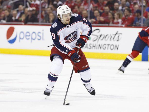Artemi Panarin on haluttua riistaa NHL-markkinoilla.