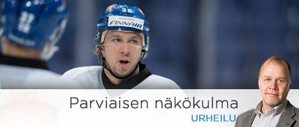 Jussi Jokinen kipparoi Leijonia Tshekissä.
