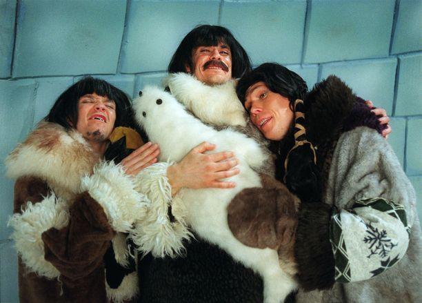 Pää kylmänä, Nanook! oli Studio Julmahuvin sitcom-sarja, jossa kuultiin studioyleisön nauravan kaikille ei-niin-hauskoillekin jutuille.