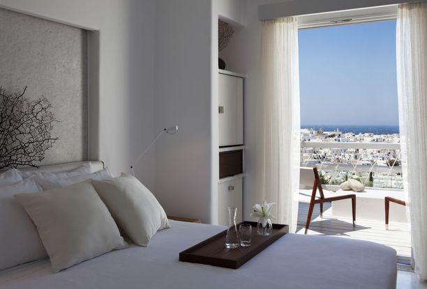 Hotellien vuoteet ovat sängyistä ihanimpia!