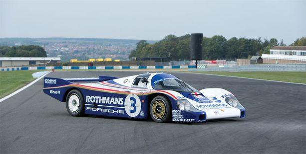 KILPAHIRMU Porsche 956 Group C Sports-Prototype.