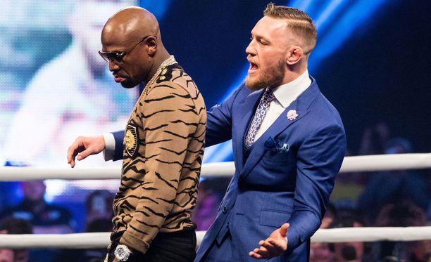 Floyd Mayweatherin ja Conor McGregorin välisestä matsista voi joutua maksamaan itsensä kipeäksi.