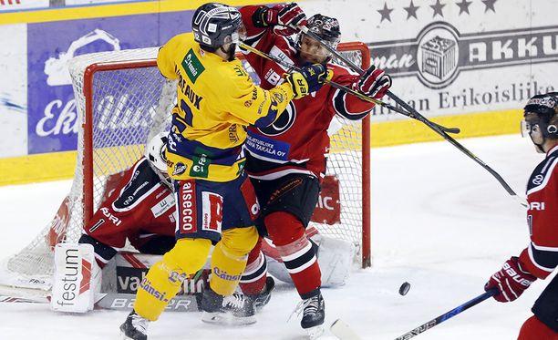 Ässien ja Lukon kaksinkamppailu sähköistää playoff-kevään heti kärkeen.