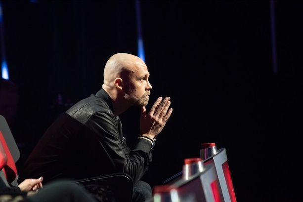 Koe-esiintyjän tulkinta herkistää Juha Tapion.