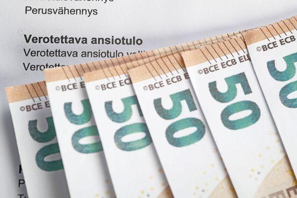 Verottaja teki 100 000 suomalaista koskevan virheen.