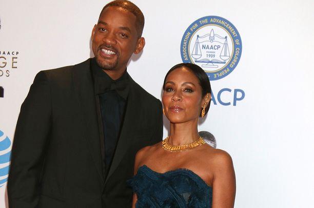 Will Smith ja Jada Pinkett Smith ovat olleet naimisissa vuodesta 1997. Molemmat ovat kasvaneet suhteen aikana.