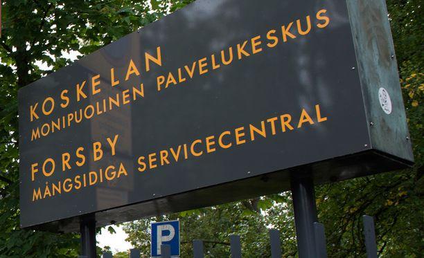 Koskelan sairaalaan on perustettu väliaikainen vastaanottokeskus.