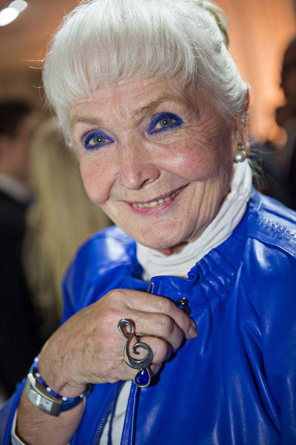 Tapakouluttaja Kaarina Suonperä on konsertin takana. Hän halusi muistaa vanhaa ystäväänsä.