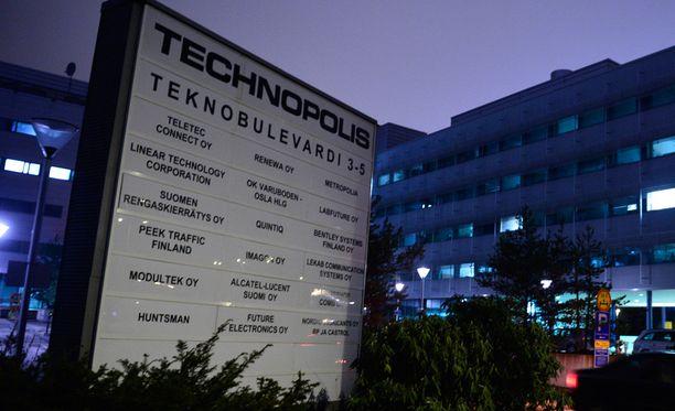 Trevoc on toiminut Vantaan Technopoliksessa.