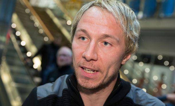 Jussi Jokinen teki heinäkuussa vuoden mittaisen sopimuksen NHL-seura Edmonton Oilersin kanssa.