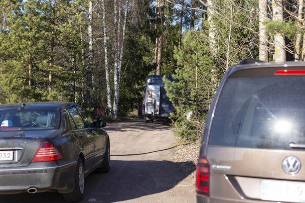 Poliisin operaatio on jatkunut muun muassa Kotkan seudulla.