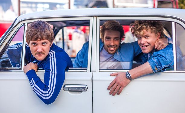 Elokuvan pääosissa nähdään virolaistähdet Mart Plus, Karl-Andreas Kalmet ja Veiko Porkanen.