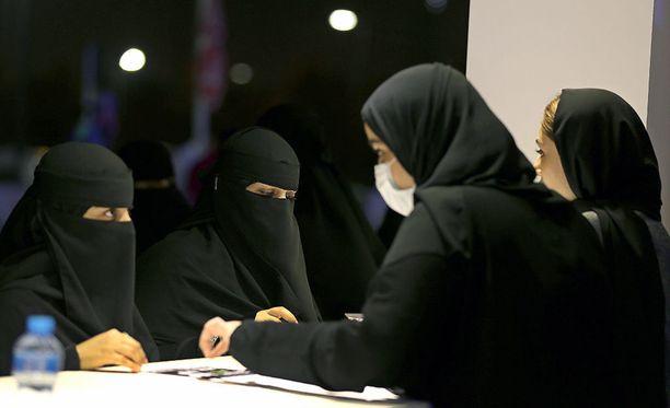 Saudi-Arabia on viime viikkoina pidättänyt useita ihmisoikeusaktivisteja ja erityisesti naisten oikeuksia ajavia aktivisteja. Kuvituskuva.