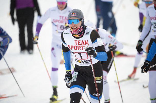 Iivo Niskanen on voittanut Pyhäjärvellä jo pariviestin ja 15 kilometrin Suomen mestaruudet.