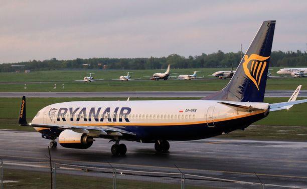 Proton-yrityksen mukaan väitetty Hamasin uhkausviesti lähti vasta sen jälkeen, kun Valko-Venäjän viranomaiset olivat ilmoittaneet Ryanairille uhkauksesta.