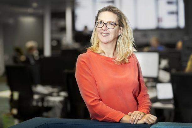 Talouselämän päätoimittaja Emilia Kullas ryhtyy johtamaan elinkeinoelämän valtuuskuntaa (EVA).