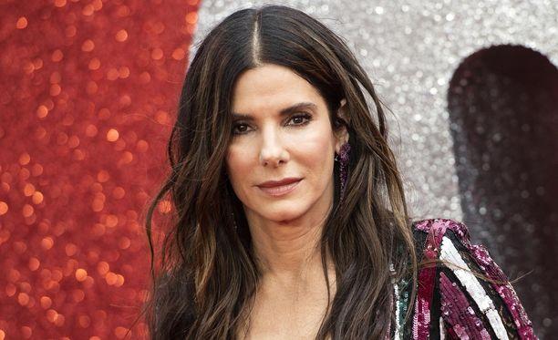 Sandra Bullock, 53, ei halua tehdä elokuvissaan seksikohtauksia.