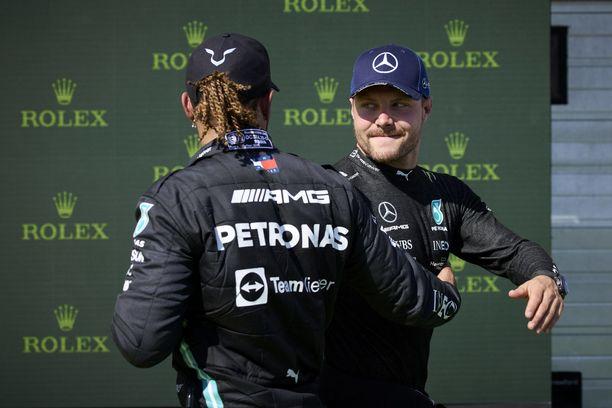 Valtteri Bottas haluaa auttaa Mercedestä loppukaudella parhaansa mukaan.