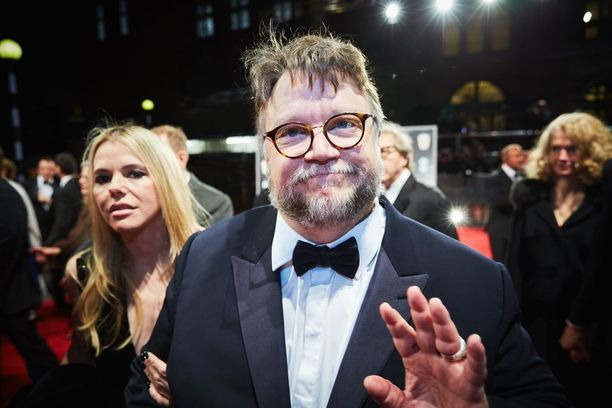 Guillermo del Toro on vahva ehdokas parhaan ohjaajan palkinnon voittajaksi.
