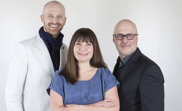 Asiantuntijat Jason Lepojärvi, Elina Tanskanen ja Tony Dunderfelt ovat olleet kovan paikan edessä, kun yksi pareista erosi jo ennen ohjelman loppua.