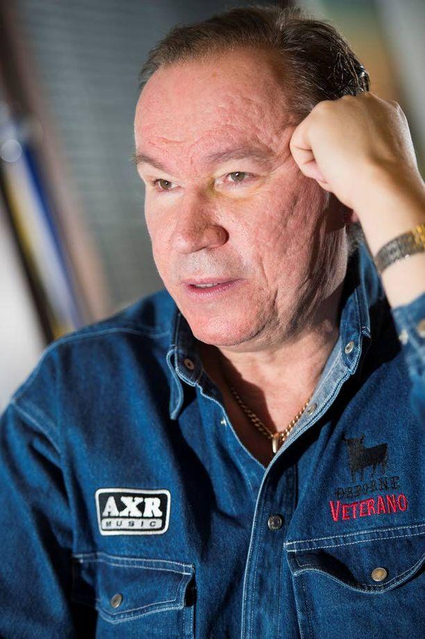 Ile Vainio jätti Tangomarkkinoiden tuomarointitehtävät 10 vuoden jälkeen.
