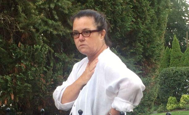 Rosie O'Donnellin mielenterveysongelmista kärsivä tytär löytyi hyvässä kunnossa.