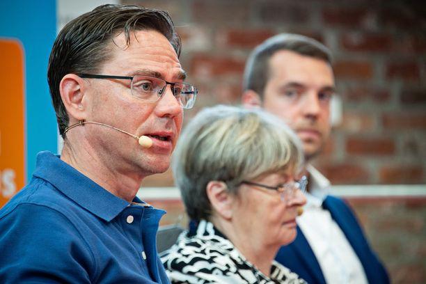Euroopan komission varapuheenjohtaja Jyrki Katainen toteaa, että sopu Natossa on välillisesti Suomenkin etu Euroopan vakauden muodossa.