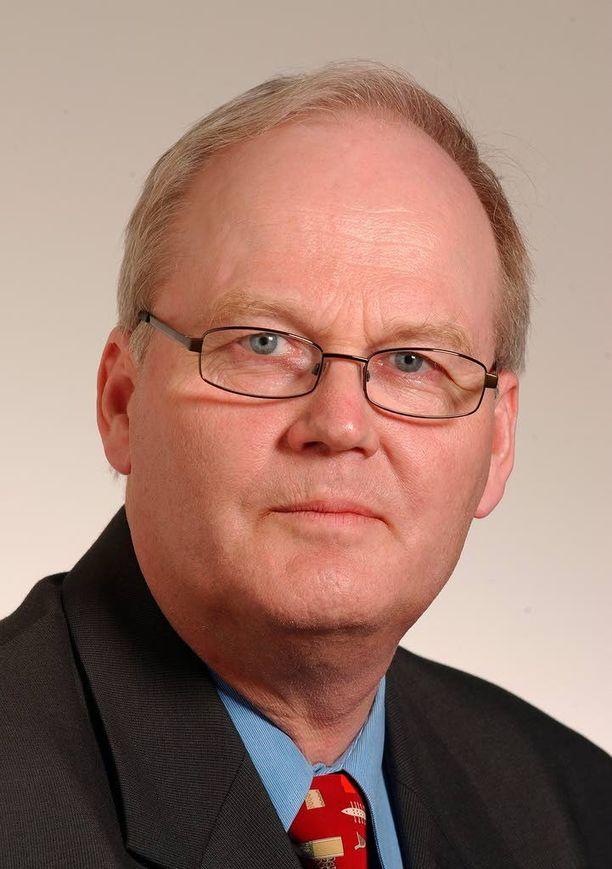 Lauri Kähkönen toimi SDP:n kansanedustajana vuosina 1999-2011.