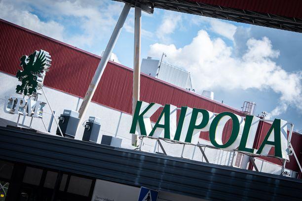Jämsässä sijaitseva Kaipolan tehdas ja sen kolme paperikonetta suljetaan vaiheittain joulukuun puoliväliin mennessä.