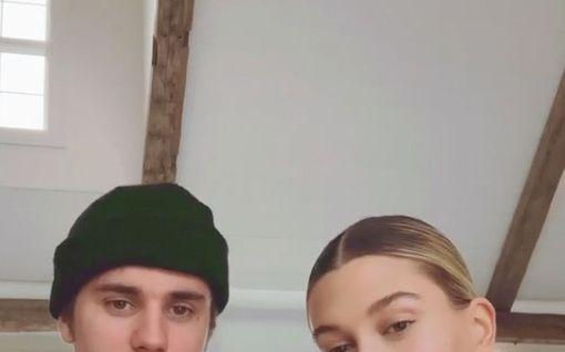 Justin Bieber yllätti meikkaustaidoillaan – Hailey-vaimo innostui