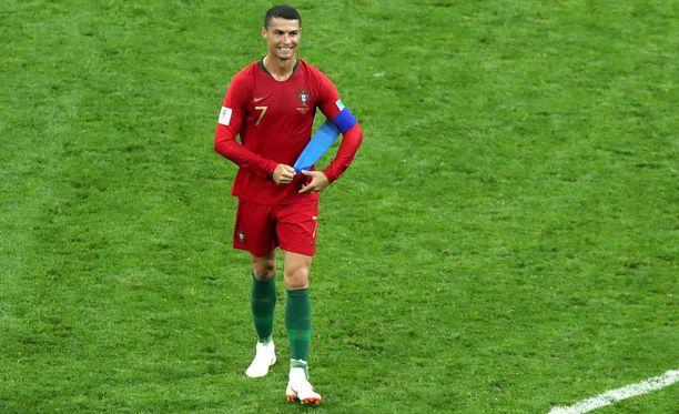 Kapteeni Cristiano Ronaldo on pelaaja, jonka mukana Portugali joko nousee tai kaatuu. Perjantaina nähtiin esimerkki näistä ensimmäisestä.