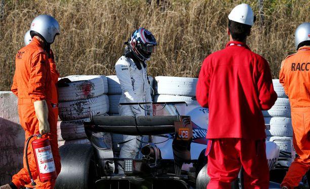 Stroll olisi taatusti halunnut erilaisen alun F1-uralleen.