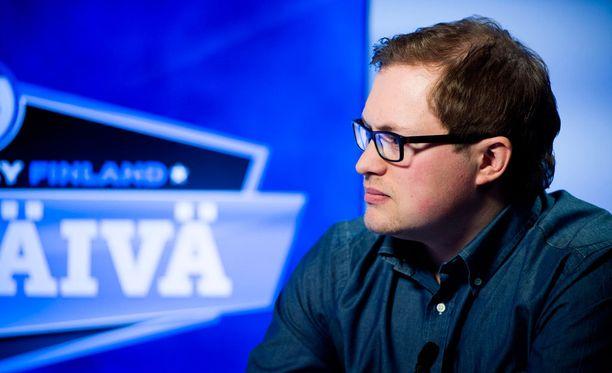 Antti Mäkisellä on vahva pelaajatausta.