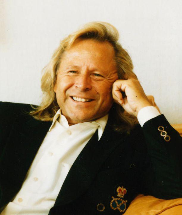 Tältä Peter Nygård näytti 90-luvun alussa.