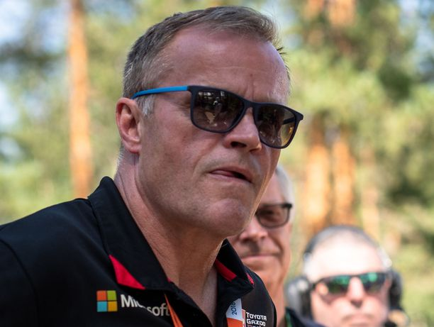 Tommi Mäkistä mietityttää molemmilla Toyota-kuskeilla ilmenneet tekniset viat.