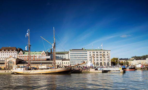 Helsingin matkailulla on mennyt hyvin vuonna 2016.