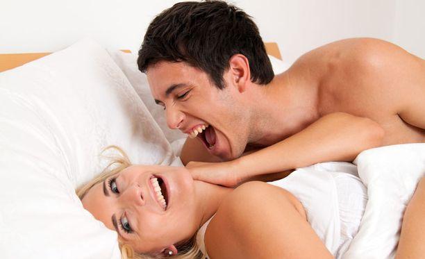 Tyydytystä antava seksuaalielämä kulkee käsi kädessä turvallisuuden kanssa.