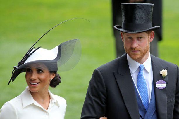 Herttuatar Meghan ja prinssi Harry kampanjoivat ahkerasti ilmastonmuutosta vastaan.