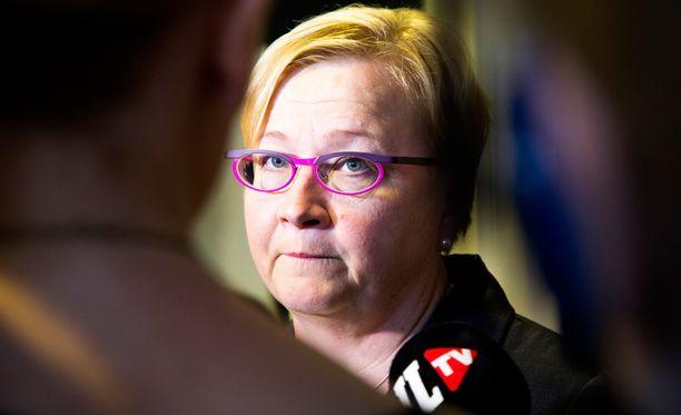 Asianajaja Riitta Leppiniemi kertoo, että päätös oli suuri pettymys Jari Aarniolle.