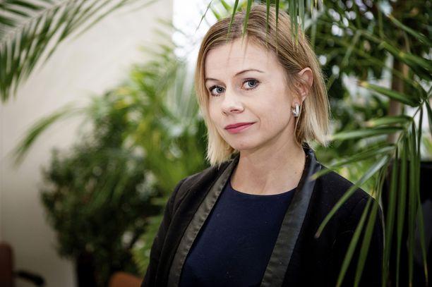 Riikka Pakarinen viestitti joulukuussa, että hänellä ei ole minkäänlaista tekemistä Green Fuel Nordicin kanssa.