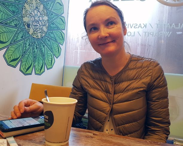 Hanni Hyvärinen on vetänyt hyväntekeväisyyshankkeita Ukrainan pakolaisten hyväksi vuodesta 2014 lähtien.
