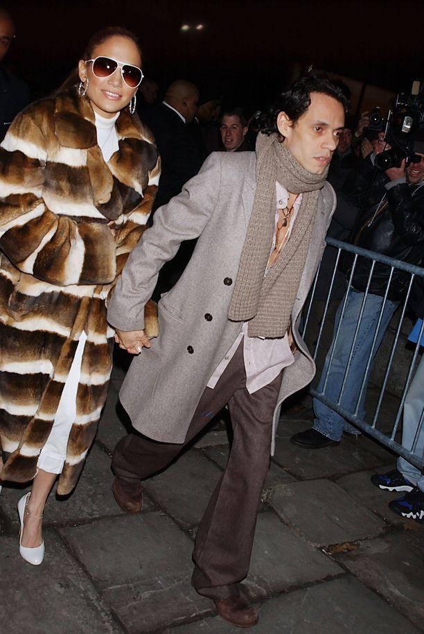 Jennifer Lopez ja Marc Anthony